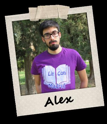 Alex grande
