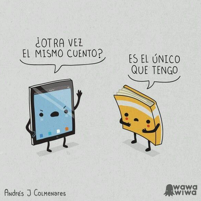 Ebook vs Papel