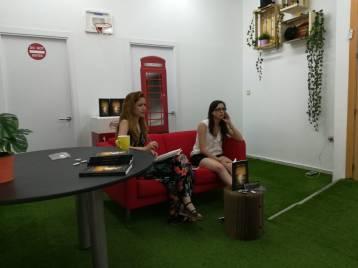 Presentación de Ocaso. Bee Lab Coworking (27-06-18)